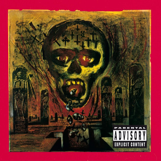 War Ensemble from Seasons In the Abyss by Slayer  Happy Birthday, Rick Rubin