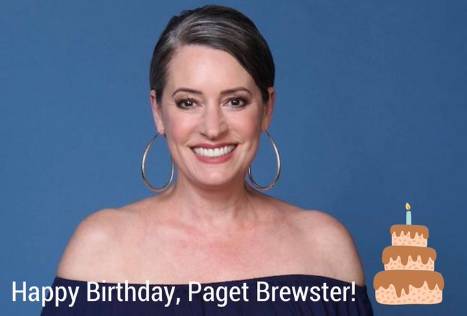 Happy 51st Birthday to (Paget Brewster), the voice of on
