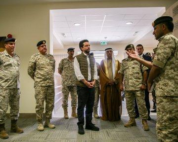 افتتاح مدينة محمد بن زايد للتدريب العسكري في الأردن ESwf13MXkAorGIl?format=jpg&name=360x360