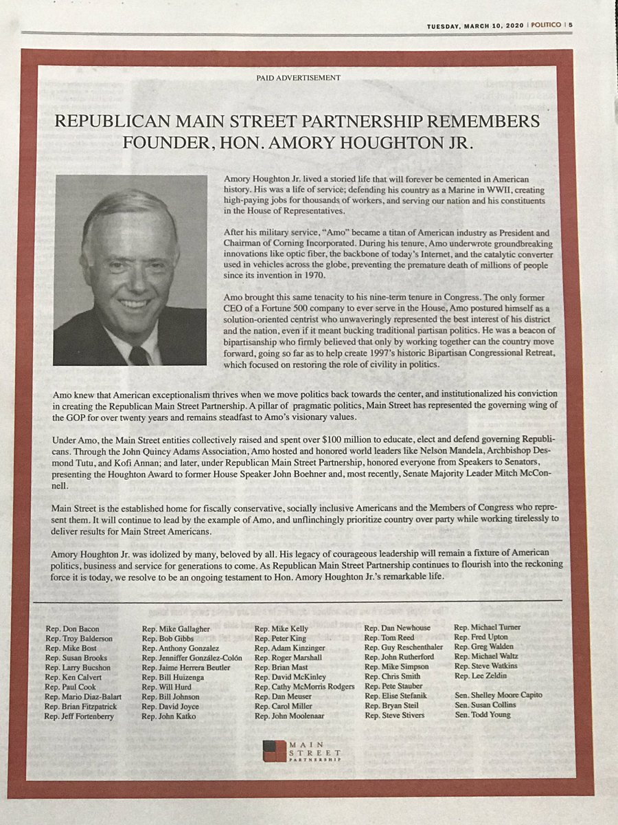 Republican Main Street Partnership