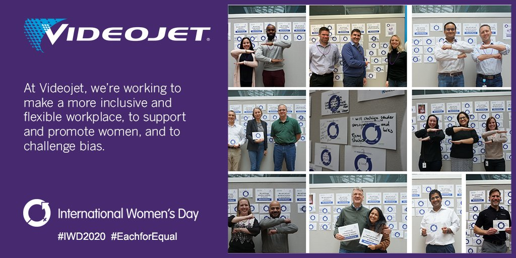 """We celebrated International Women's Day on Monday by creating a pledge wall. #EachForEqual #IWD2020"""" https://t.co/tykKfAzbMk"""