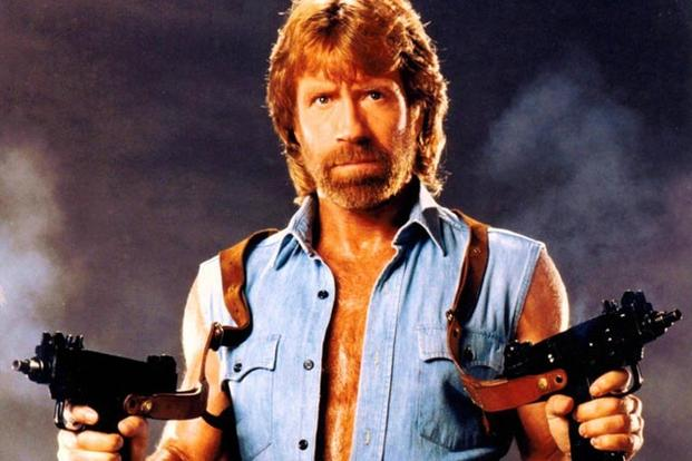 Happy Birthday Chuck Norris!! We hope you are forever kicking butt and taking names