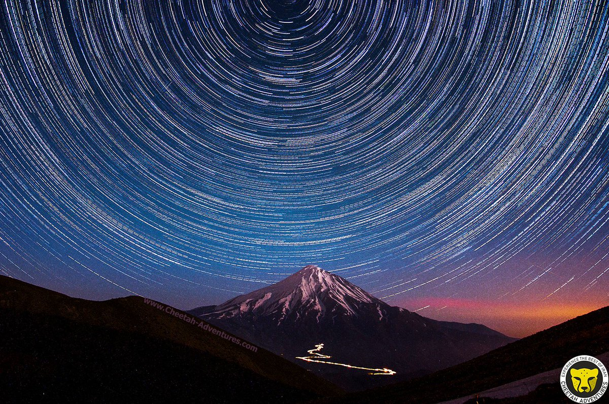 #Damavand ‌  Mount Damavand (5610 m) is the most prominent peak in Iran and the Middle East. This potentially active volcano is also the highest one in Asia. ‌ #iranTour #Cheetah_adventures #traveler #Visit_Iran #photography #adventure #mountain #bpk2winter #climbing #mountaineer https://t.co/OpfCJKrtCQ
