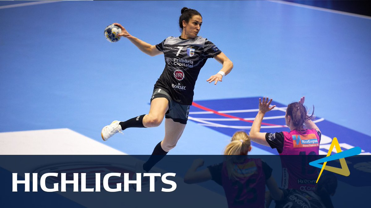 Watch the highlights from last round's game @csm_bucharest vs @VipersKrSand in #deloehfcl 🇷🇴⚔️🇳🇴 https://t.co/cQanjtgabw
