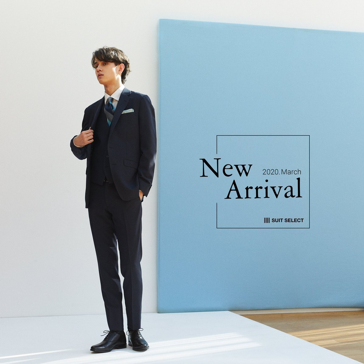 SUIT SELECT 2020S/S New Arrival #suit #スーツ #suitselect #スーツセレクト #スーツのある日常 #メンズ #メンズファッション #春夏 #新作 #トレンド #スリーピース #fashion #ootd #outfit #mens #mensfashion #2020ss #ss #new #newrrival #trend #3piece #produce #direction #vivacenextpic.twitter.com/z4GnuwYqXm