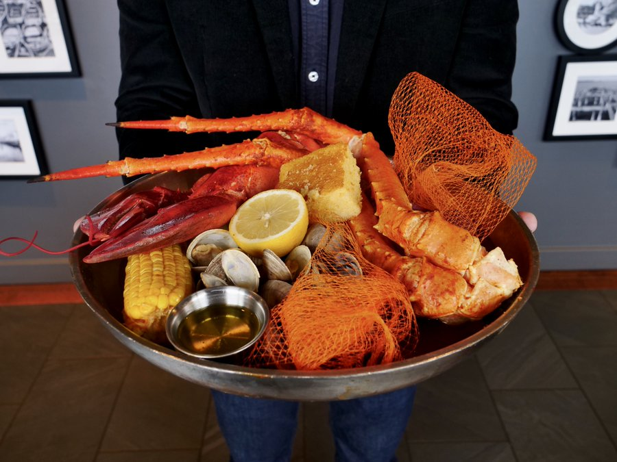 Paddlefish Seafood Boil