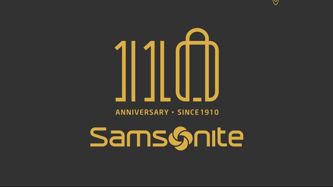 Today we celebrate 110 years of innovation🎉 From our beginnings in Denver, Colorado to becoming the global leader in travel and lifestyle bags- we can't wait to see what the next century brings! Thank you for joining us on this journey. #Samsonite110 #ACelebrationofInnovation https://t.co/A6hpdZkXhP