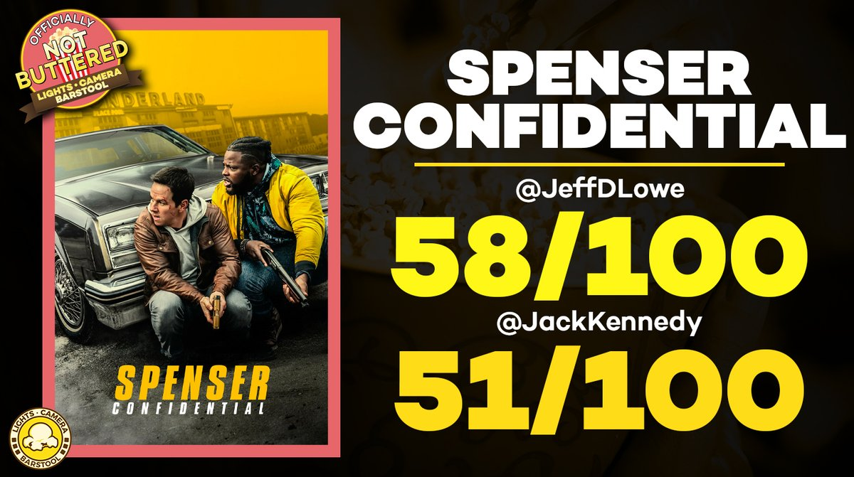Lights Camera Pod On Twitter The New Mark Wahlberg Netflix Movie Spenser Confidential Isn T Great But It Certainly Isn T As Offensively Terrible As Some Are Making It Out To Be Review Https T Co Juyjlr7gcu