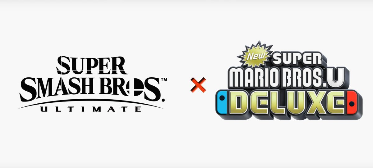 Smash Crossovers On Twitter Super Smash Bros Ultimate X New
