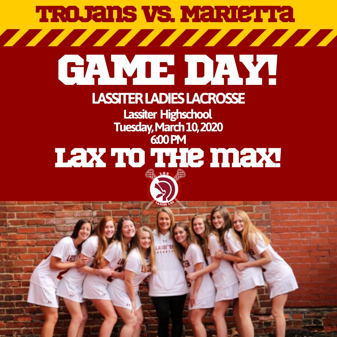 Another Game Day!! #LaxToTheMax #GoTrojans #GoFightWin #LHSLadiesLax
