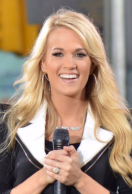It\s Carrie Underwood\s birthday! Join us in wishing her a happy 37th birthday!