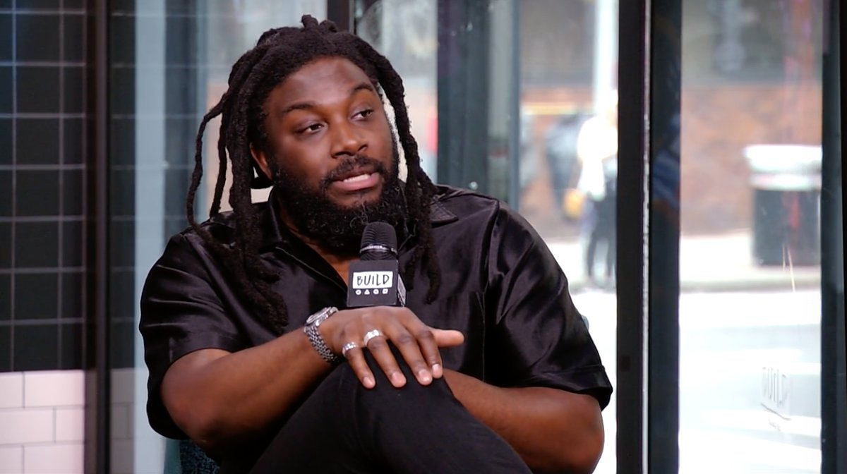 """""""Nobody is off limits. Nobody is impervious to racist ideas."""" - @JasonReynolds83 #StampedBook"""