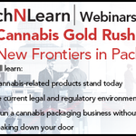 Image for the Tweet beginning: The Cannabis Gold Rush: What