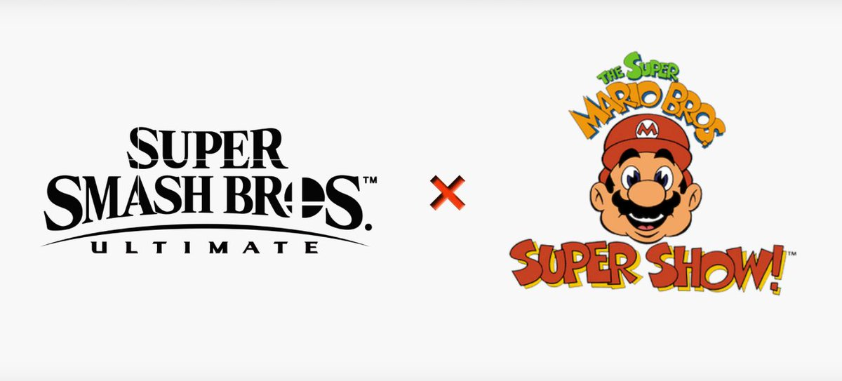 Smash Crossovers On Twitter Super Smash Bros Ultimate X The
