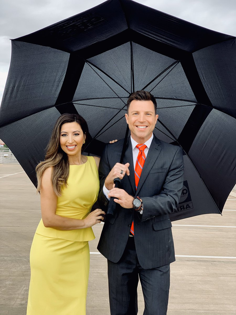 Rain or shine ... we start March 30th! @abc15 Mornings expanding to @CW61Arizona - @ARodTV and I can't wait!