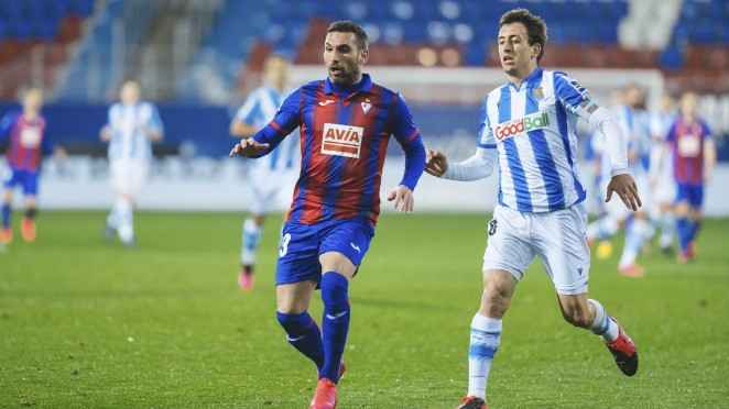 Xem lại Eibar vs Real Sociedad Highlights, 11/02/2020