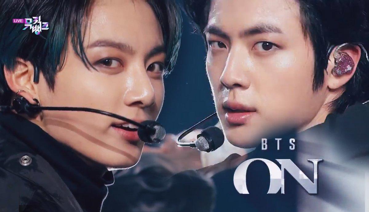 #BTS #방탄소년단 #ON