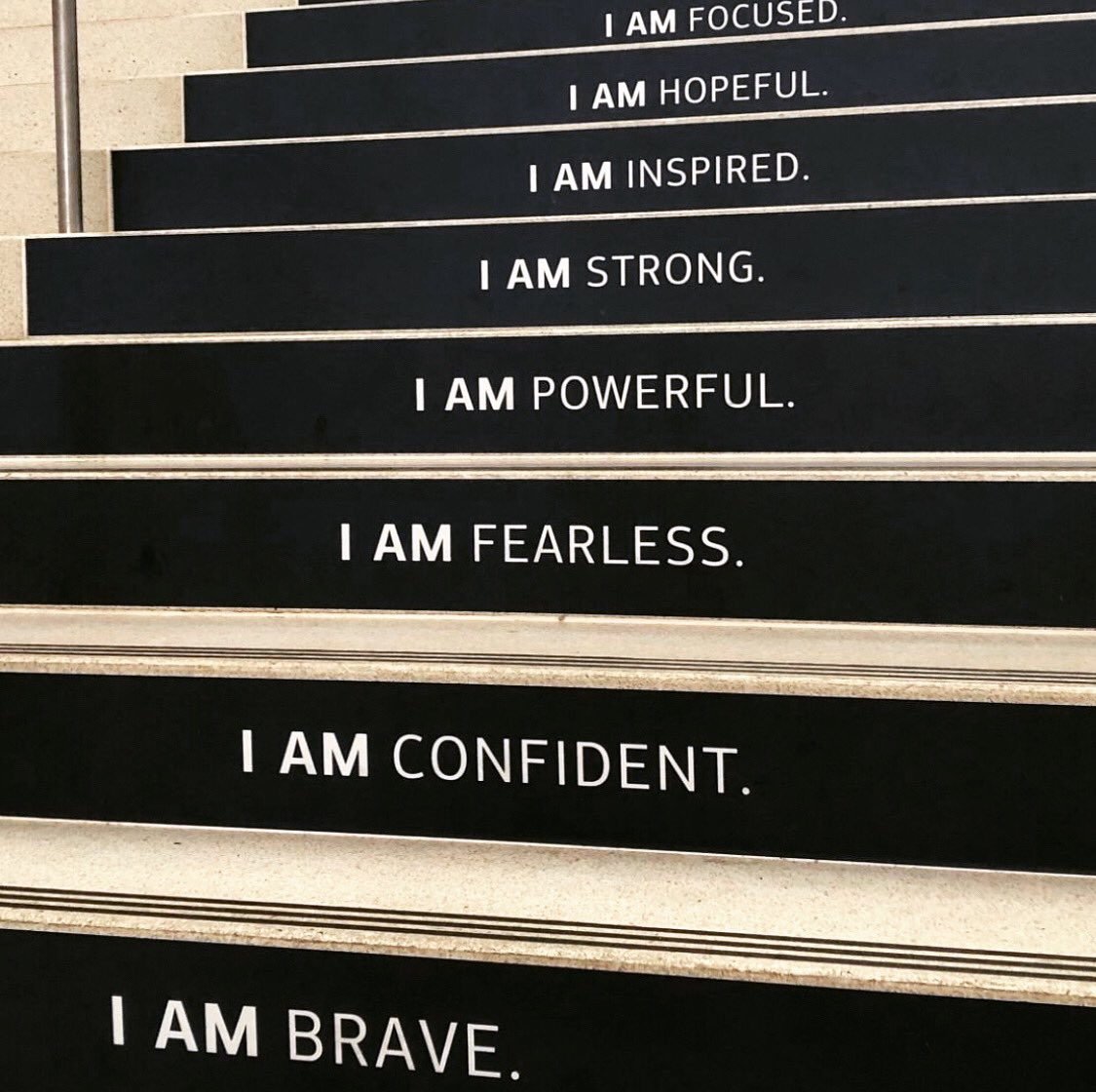I am affirmations are a great way to stay positive so recite them throughout the  day, make them your own. #delawnaspeakslife #womenovercoiming #refusetosettle #graditude #happiness #love #determination #dedication #growth #positivevibes #positivity #mindfulness #mindset #affirmpic.twitter.com/PGnNdEWe5q
