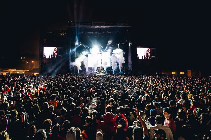 Beale Street Music Festival 2020 lineup