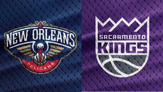 【NBA直播】2020.3.12 10:30-鵜鶘 VS 國王,今日國王主場迎戰鵜鶘比賽宣佈取消!