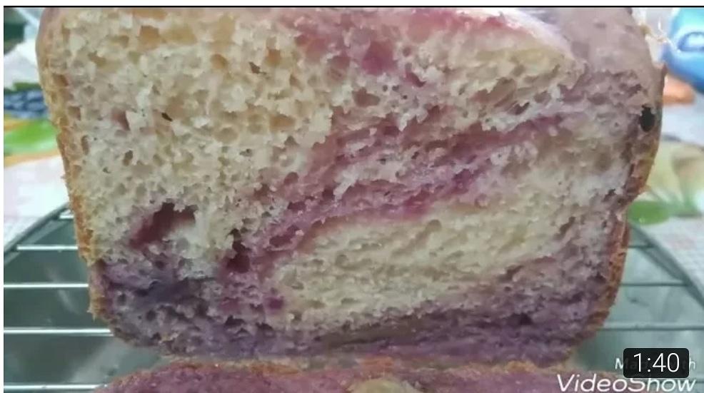 紫薯湯種麵包【麵包機】Sweet Purple Potatoes Bread  Pls Subscription Share Like. Click this link out. https://t.co/TDJ875ivMS  #紫薯 #湯種 #麵包 #麵包機 #Sweet #PurplePotatoes  #Bread #food  #youtuber  #diy #handmade  #Homemade  #easy #healthy #life #breakfast https://t.co/dx6bIh2NN9