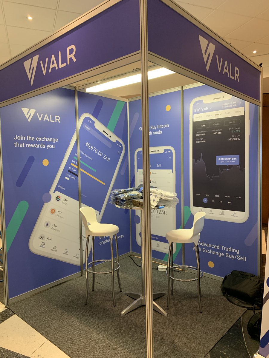 We're at the Blockchain Africa Conference #BAC2020  Come see us! <br>http://pic.twitter.com/VJrCfFbKYZ