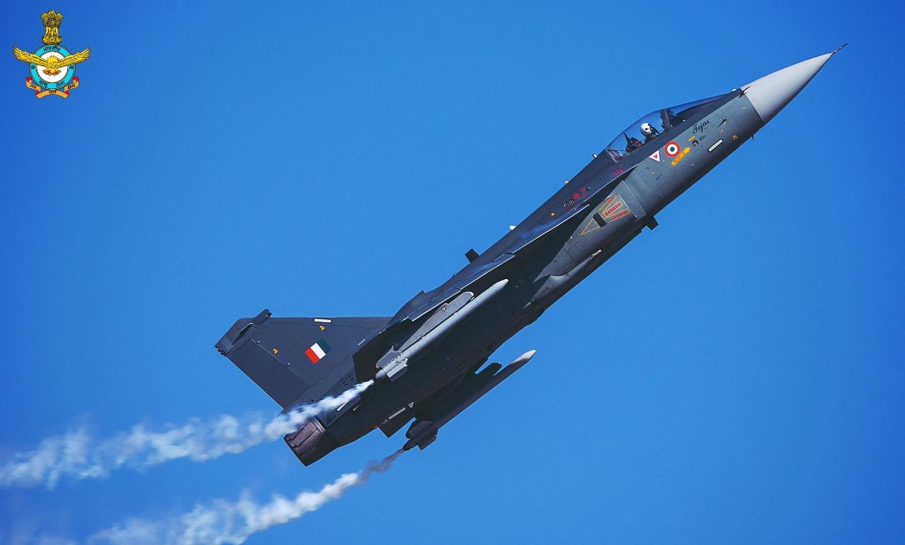 Tejas-IAF