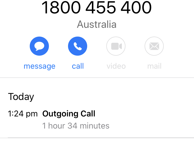 Jules The Red On Twitter After Waiting For 1 Hour And 34 Minutes On Hold To The Coles Online Orders Help Centre I Finally Got The Call Back Message They Called Me