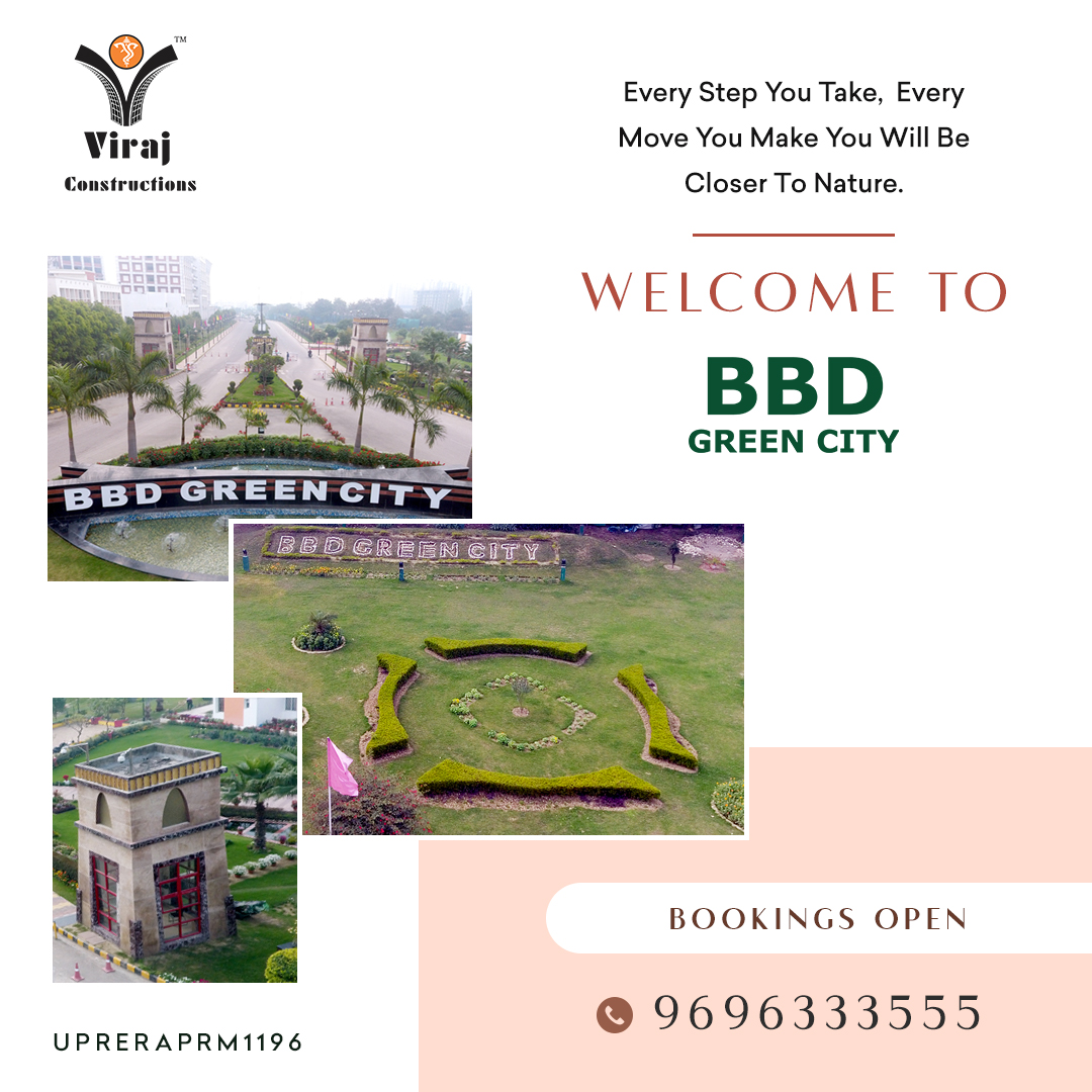 green lucknow bbd form city booking