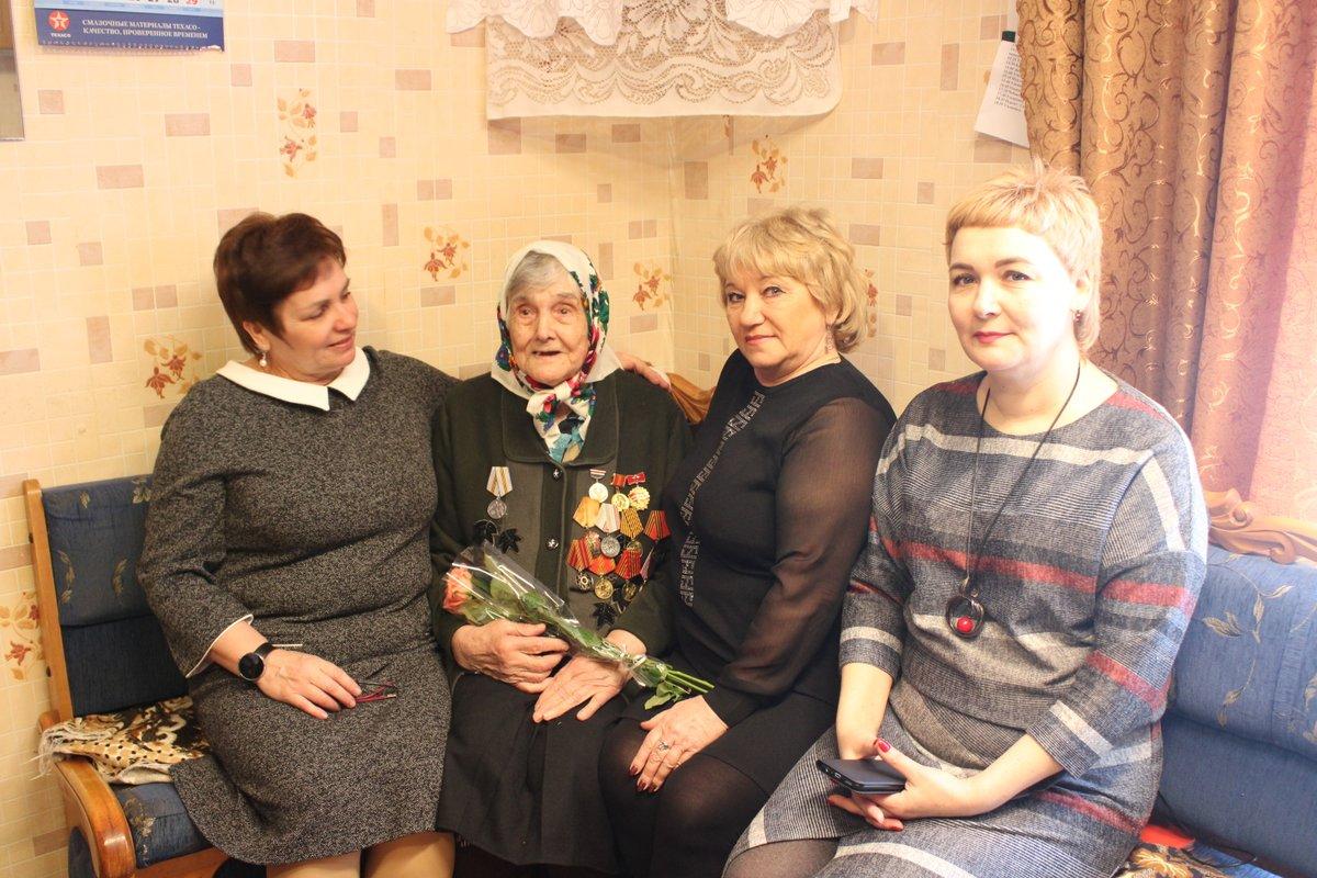 Поздравление главы района с 90 летием образования района