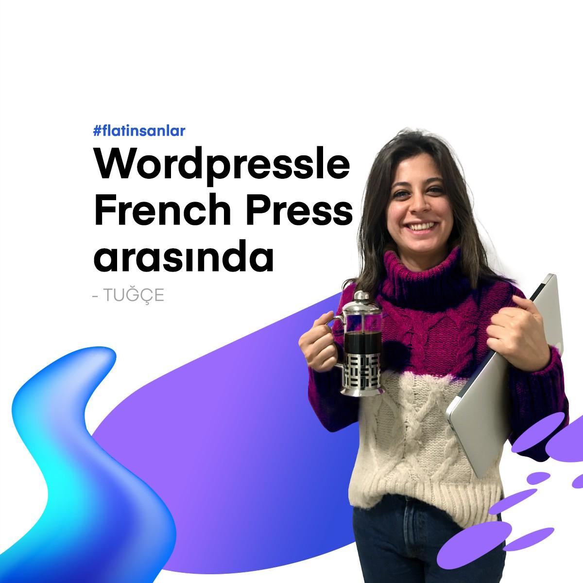 Siz bilir misiniz bir dijital pazarlamacı, french press ten Wordpress'e kaç saniyede ulaşabilir? 🤔 -Mesela Tuğçe 3 saniyede 👩🏽💻 . #flatartagency #digitalmarketingsolutions https://t.co/0lNVnGAveO