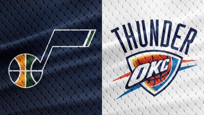 【NBA直播】2020.3.12 08:00-NBA官方宣佈,雷霆 VS 爵士,由於賽前Gobert等人出現了生病的情況,比賽延期!