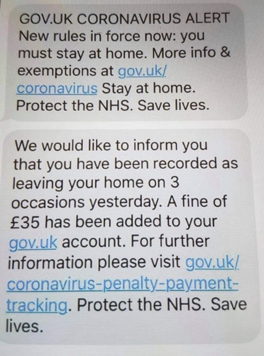 The latest scam Please R/T