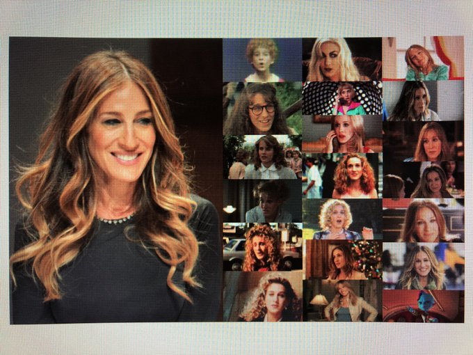 Happy 55th Birthday to Sarah Jessica Parker!