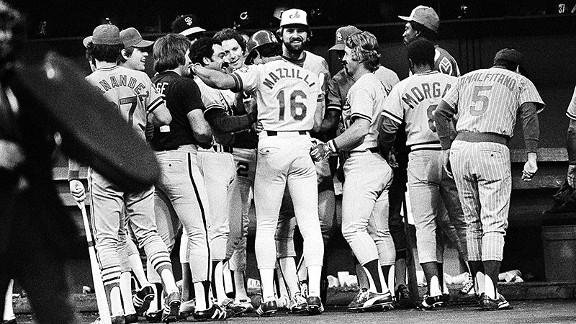 Happy birthday Lee Mazzilli.  One the greatest moments In. All Star Game history.