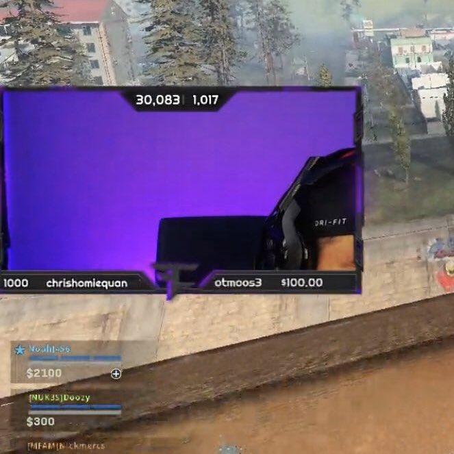 Nickmercs is on another level of focus during quarantine