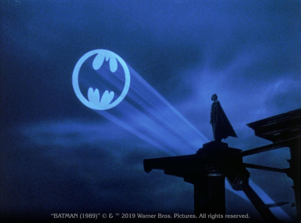 It's time for us all to make like the Bat and practice social distancing
