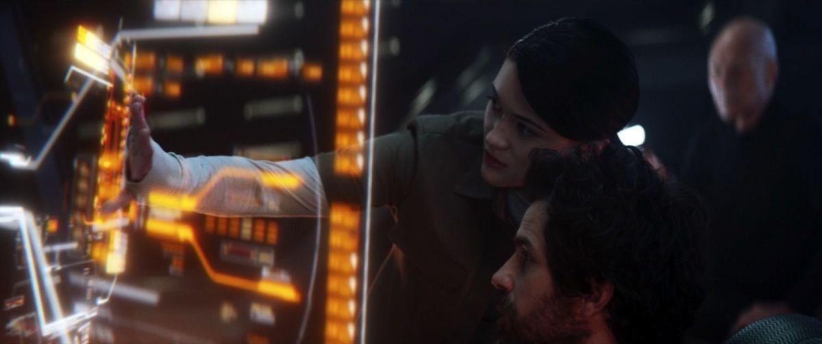 'Picard' finally shows us how Star Trek's technology evolves