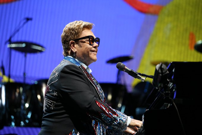 Happy birthday to the legendary, Sir Elton John!