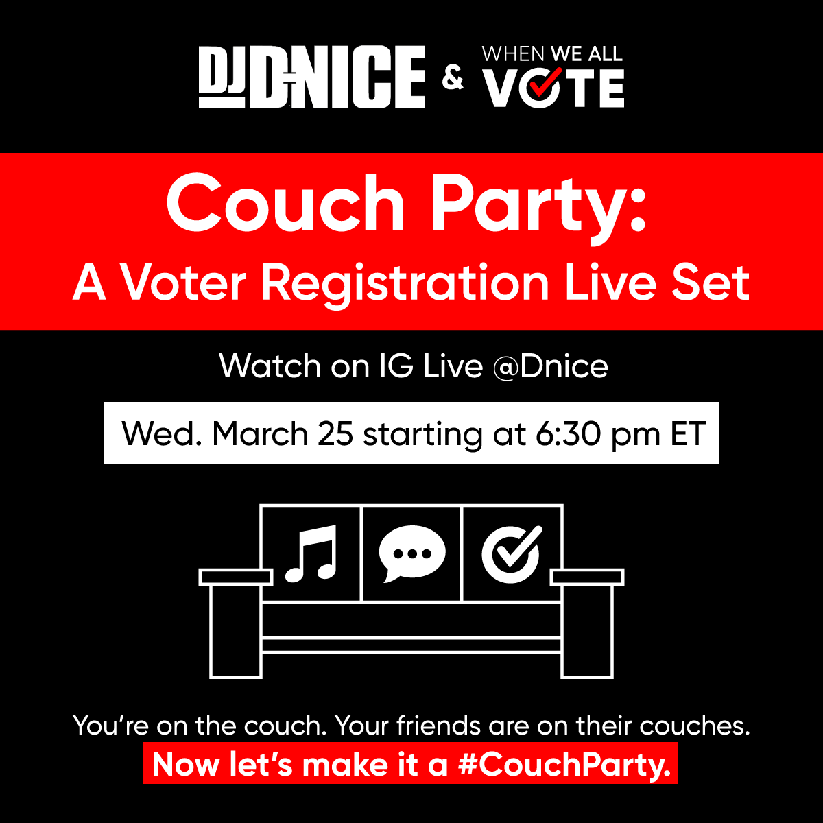 @shondarhimes's photo on #CouchParty