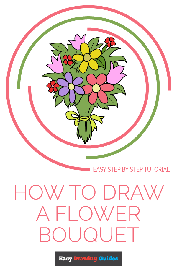 Easy Drawing Guides On Twitter Learn How To Draw A Flower Bouquet Easy Step By Step Drawing Tutorial For Kids And Beginners Flower Bouquet Drawingtutorial Spring See The Full Tutorial At Https T Co O1ijafww47 Https T Co Gwo44tp2jr