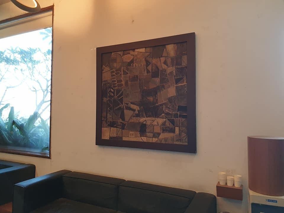 Work on Canvas , 2007 . #canvas #abstractpaintings #abstractexpressionism #abstractexpressionist #instaartoftheday #instaabstract #minimal #indianartist #modernart #Ahmedabad #indianart #ajaychoudhary #originalartworkforsale #artbuyer #MOMA #met #louvre #artcollectorworldpic.twitter.com/JoYOD4PegO