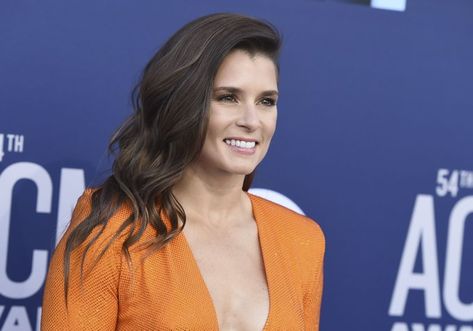 Cheers to Danica Patrick on her 38th birthday