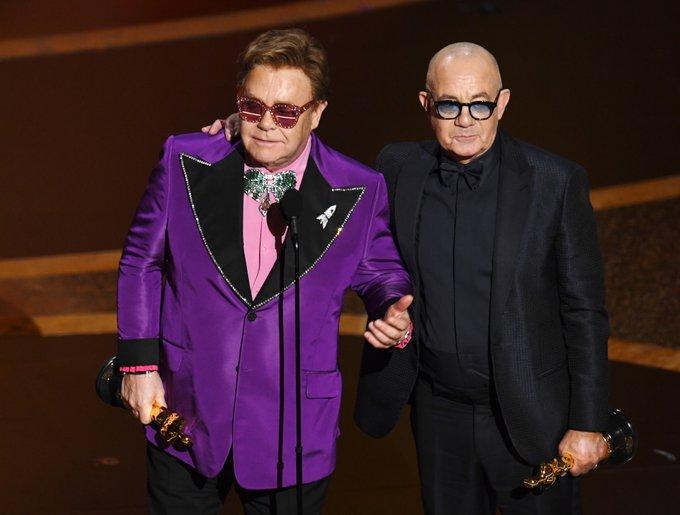 Happy 73rd Birthday to Elton John a.k.a Rocket Man