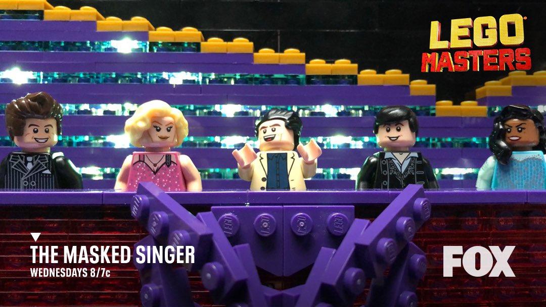 @JennyMcCarthy's photo on #LEGOMastersFOX