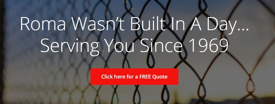 Get a head start on your spring home improvement projects. Visit our website http://www.romafence.com or give us a call at 905-951-8088 for a FREE QUOTE! #romafence #freequote #Springcleaning #HomeImprovementpic.twitter.com/eRLTFUI7rK