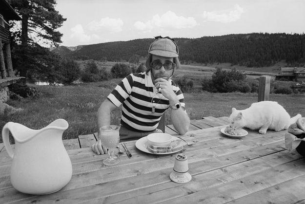 Happy Birthday to Elton John