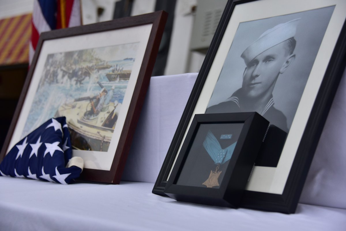 @USCGNortheast's photo on #MedalofHonorDay