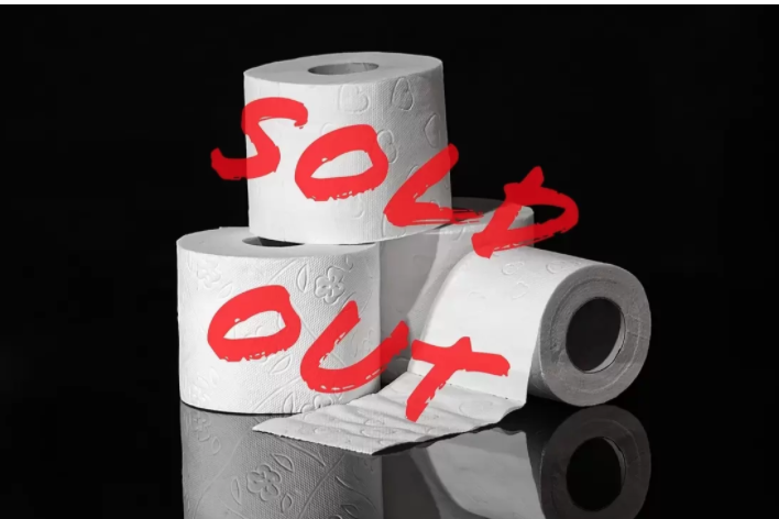 Why is toilet paper sold out? ow.ly/1PR750yVL3l @JoseSotoSF @NIE_FPES @TBTimesNIE