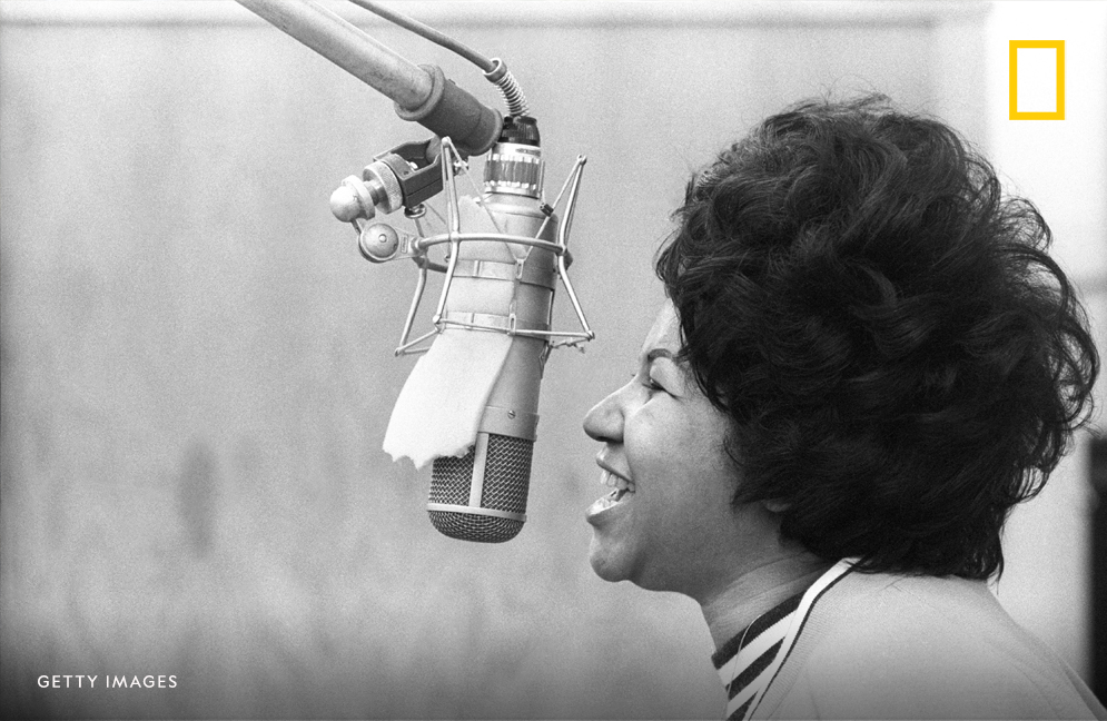 Today would have been Aretha Franklin's 78th birthday. The Queen of Soul wasn't just a singer, songwriter, and pianist—she was also a civil rights activist. Don't miss her in our next season of #GeniusAretha, coming soon to National Geographic. #WHM2020